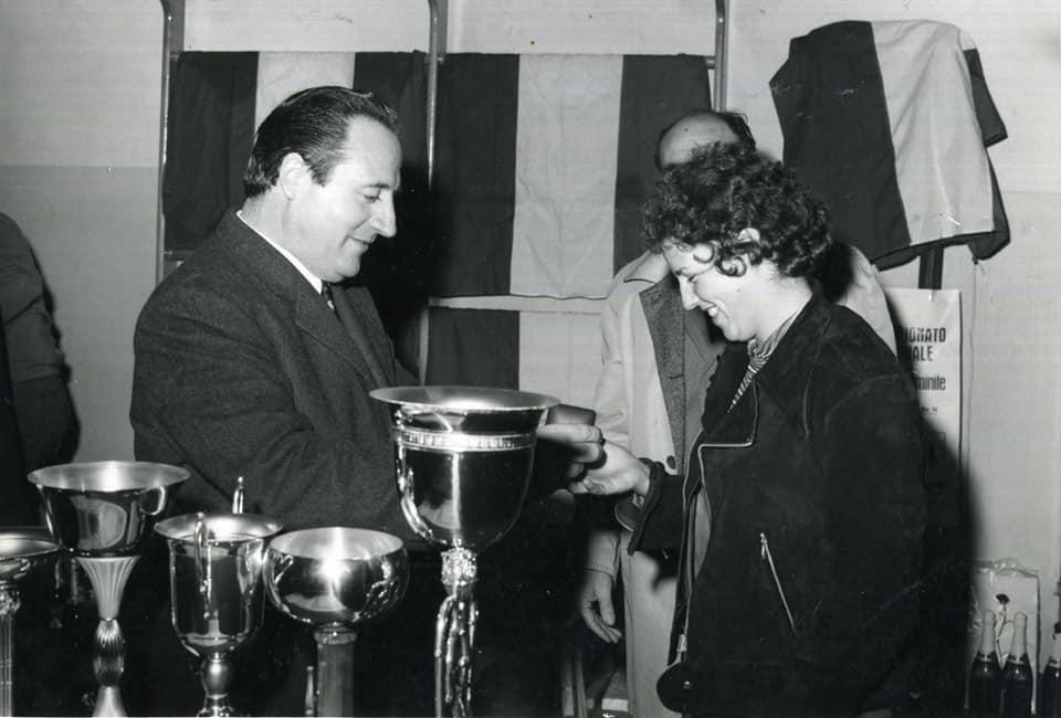 Luciana Saccol premiata