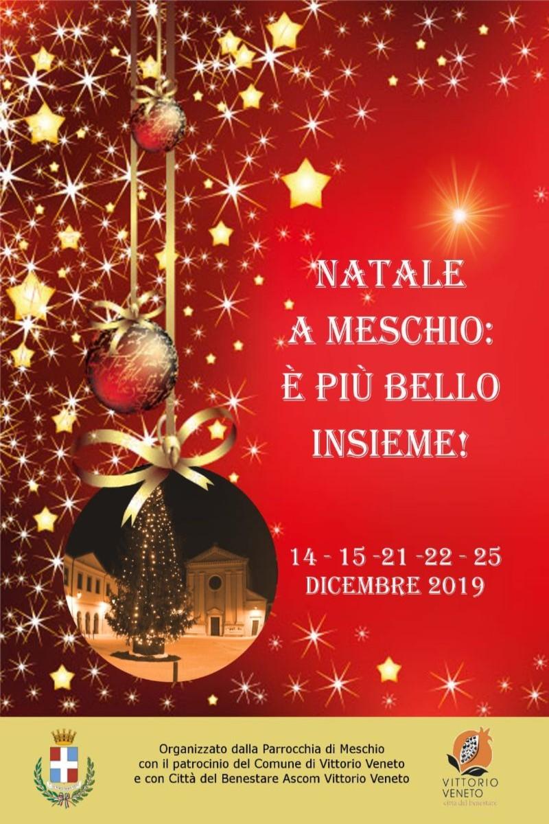 25 Natale.Eventi Venetando Natale A Meschio E Piu Bello Insieme