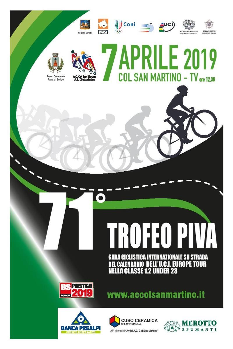 Calendario Gare Ciclismo 2020.Eventi Venetando Gara Ciclistica Internazionale 71