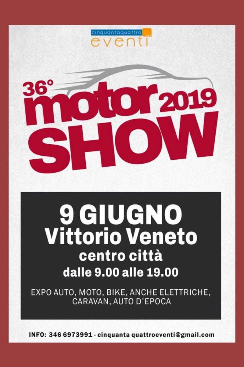 Calendario Manifestazioni Veneto.Eventi Venetando 36 Motor Show 2019 Vittorio Veneto